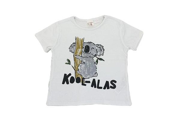 T-shirt Zara koala 2/3 ans (98cm)