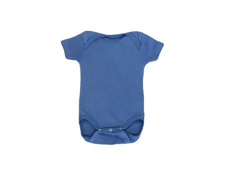 Body Ptit Bisou bleu 3 mois