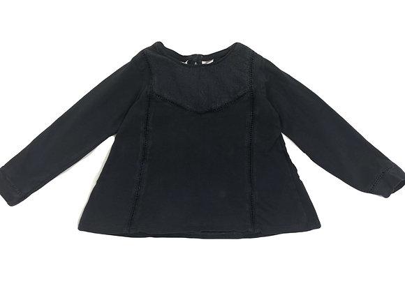 T-shirt Zara gris 12/18 mois (86cm)