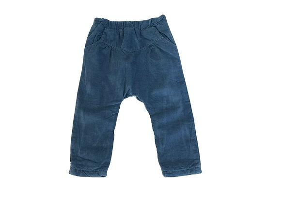 Pantalon Tape à l'oeil 9 mois bleu