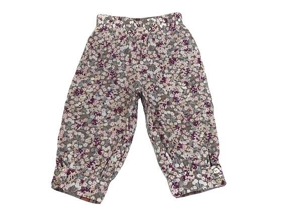 Pantalon Kenzo fleuri 12 mois