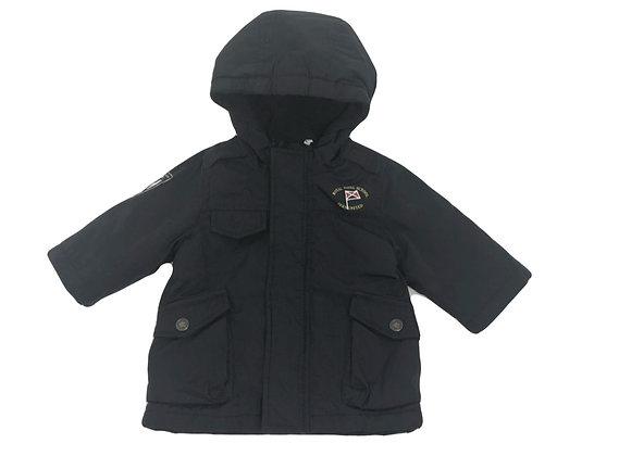 Manteau IKKS noir 6 mois