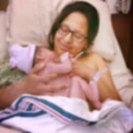 New Mom l Mama Fox Doula Austin, TX