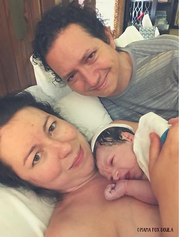 Julie Le Mama Fox Doula Austin TX Birth Center Supprt