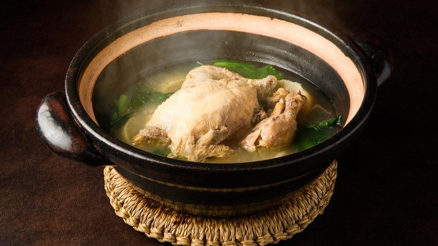 「鳥料理それがし」水炊き
