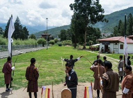 The Bows of Bhutan