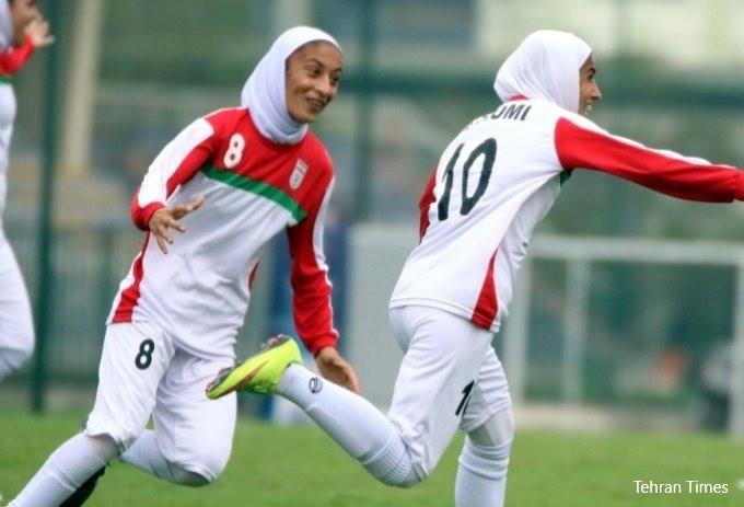 Iran Soccer