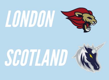 Journeyman Game Of The Week: London Lion vs. Scotland Scotties