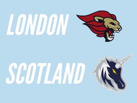 Journeyman Game Of The Week: London Lion vs. Scotland Scotties