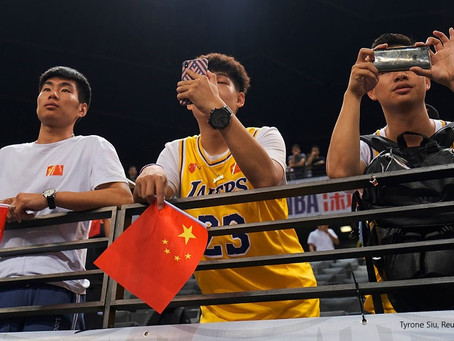 Hong Conquered: The NBA's China Problem