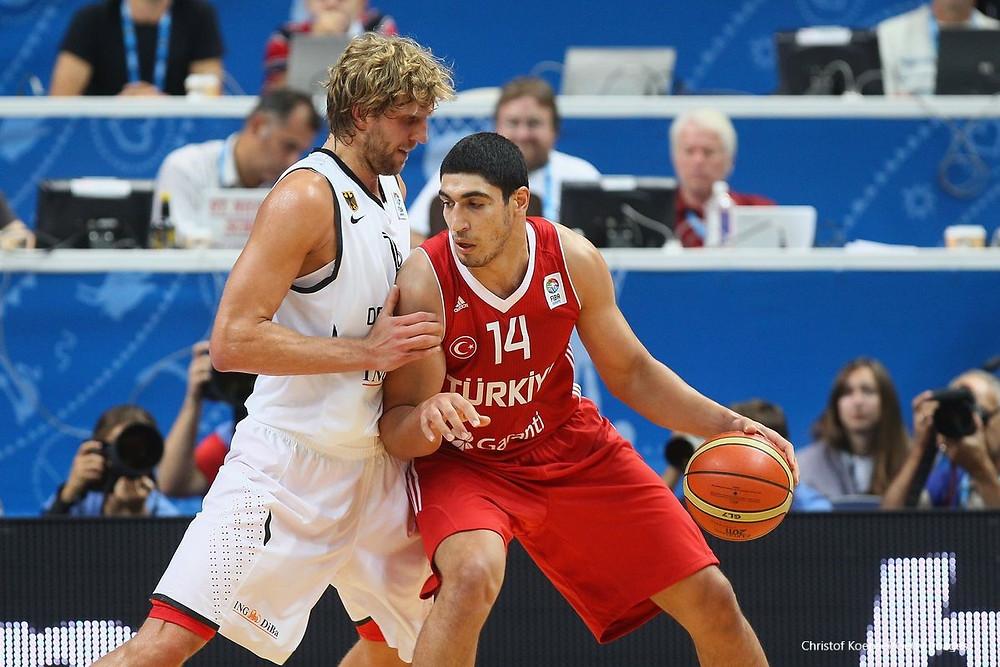 Kanter turkey Basketball