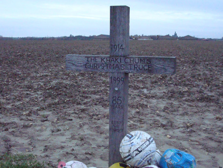 The Journeyman Sports Podcast: The Christmas Truce