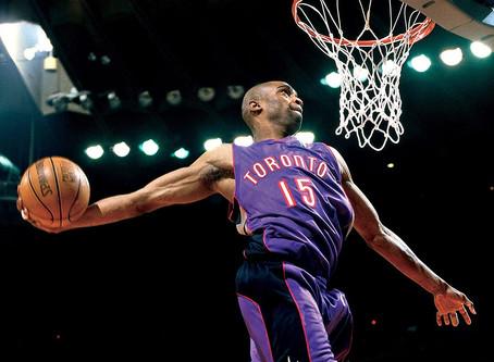 Quarantine Rewatch: 2000 NBA Slam Dunk Contest