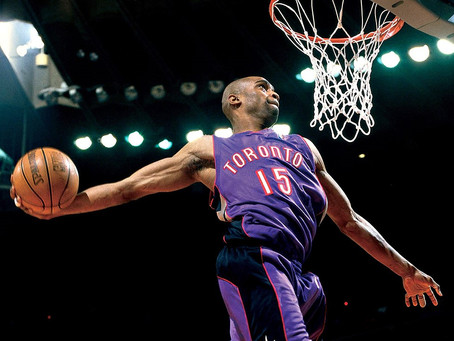 Quarantine Rewatch: 2000 NBA Slam Dunk Contest