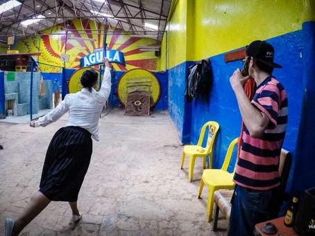 Tejo: Colombia's Explosive Pastime