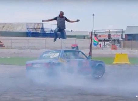 Spinning: South Africa's Dizzy Motor Sport