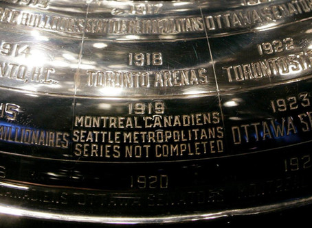 Cancel Culture: Lessons Should Be Learned From The 1919 Stanley Cup Finals
