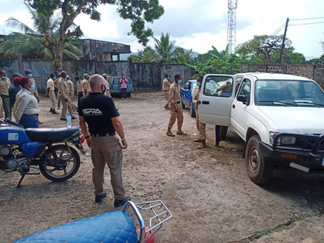 IAPPA Conducts Close Protection Training in Sierra Leone