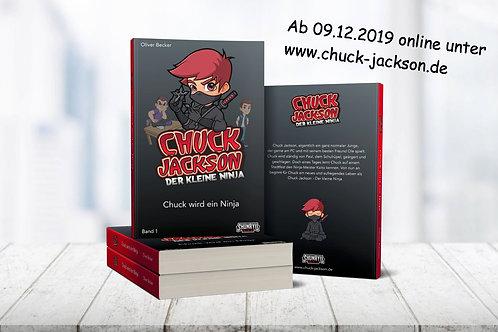Chuck Jackson: Chuck wird ein Ninja
