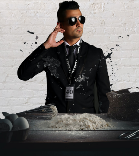 Pizza Baking and Close Protection. Why not everyone is an Expert