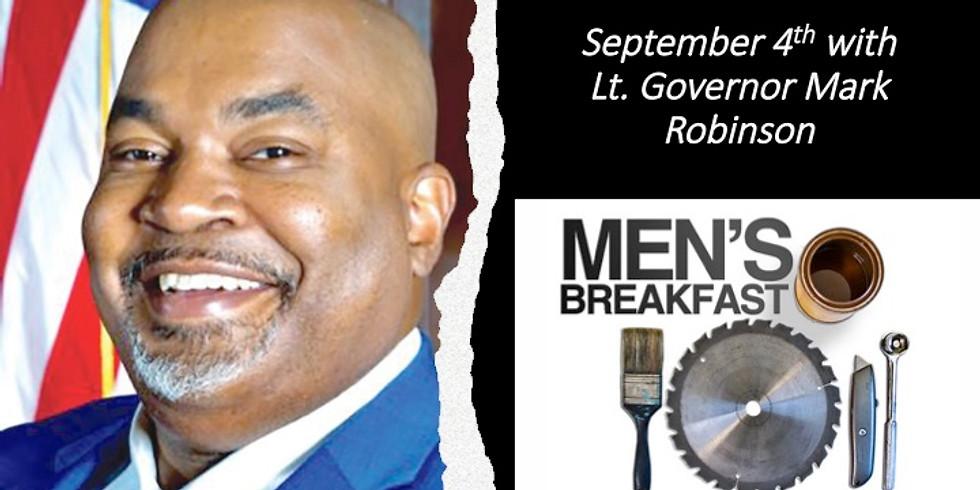 Men's Community Prayer Breakfast