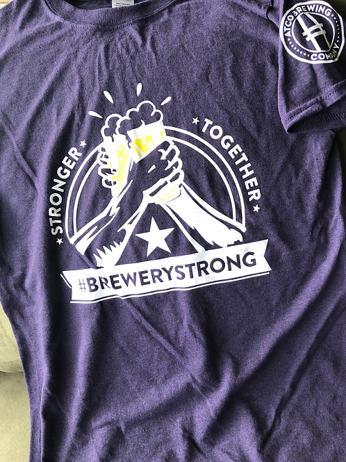 Brewery Strong T-Shirt