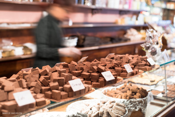 Passion chocolat - Blondel Chocolatier depuis 1850 - Lausanne