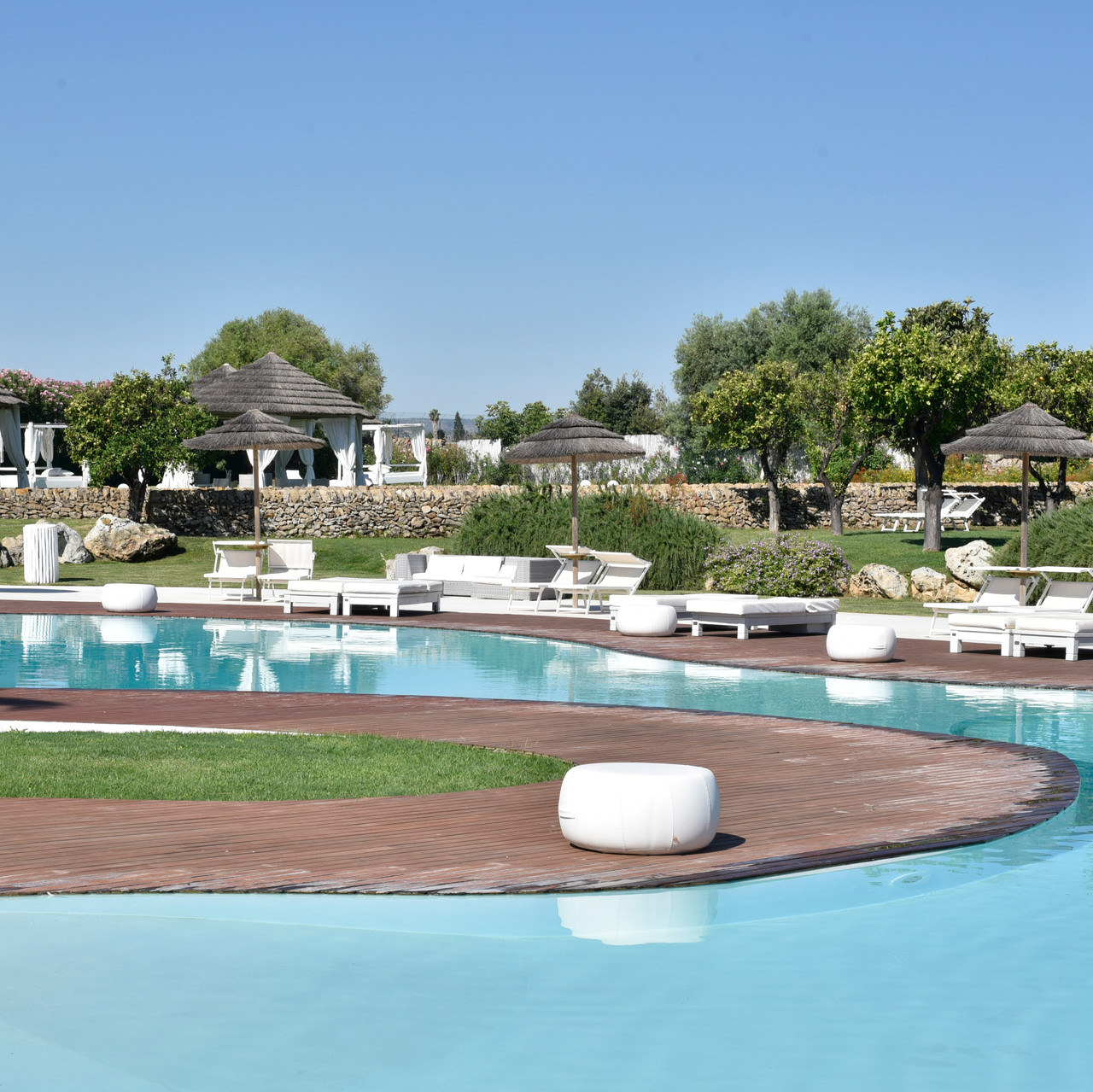 Imagesdesaveurs - Borgo Pantano piscina