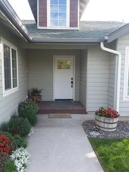 New Front door Installation