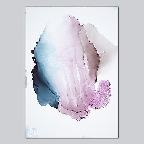 Coral Reef - Plakat Print