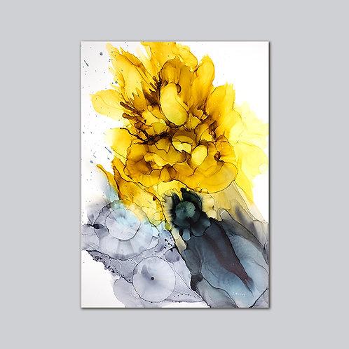 Waterflower - Plakat Print