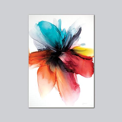Coral Flower - A2 Plakat Print