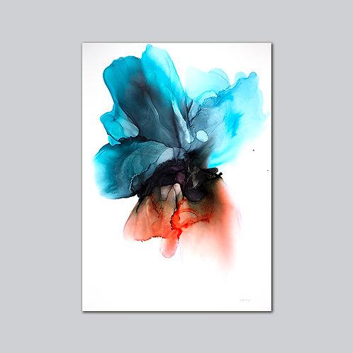 Veiltail - Plakat Print