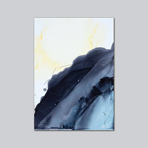 Mountain - Plakat Print