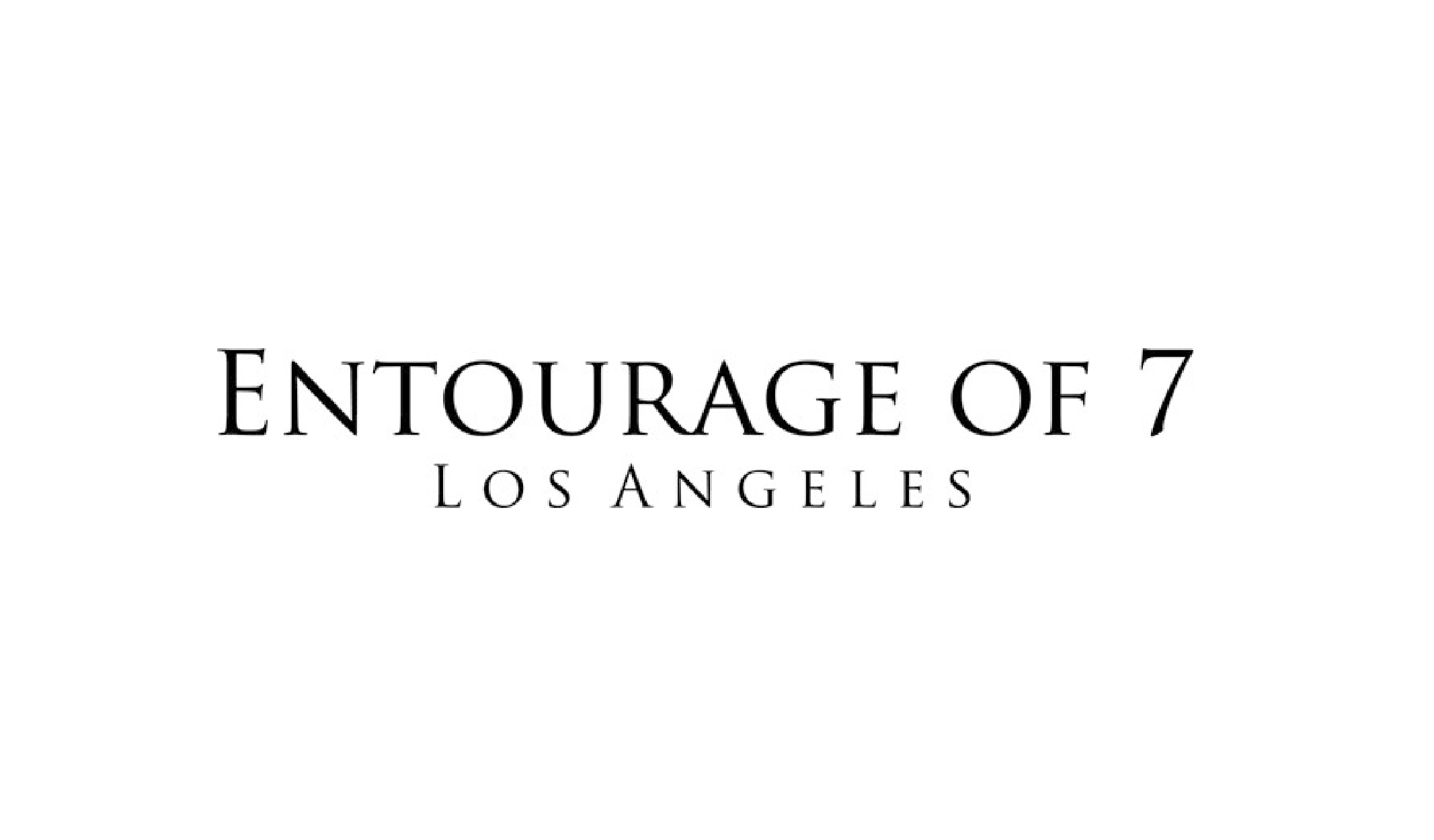 Entourage of Los Angeles