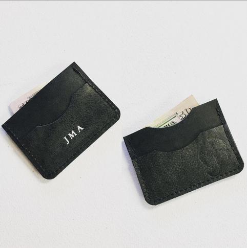 Colorado Handmade Leather wallet