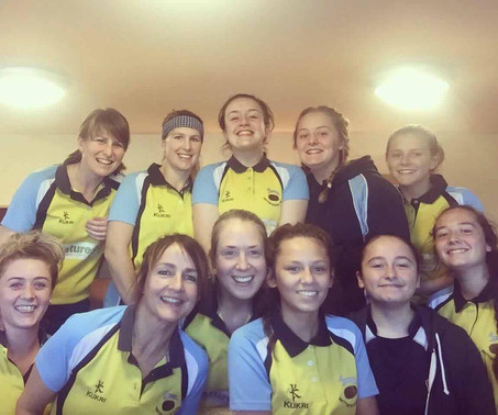 October 29th Round Up - As Ladies 1s remain top in Div 2NE!