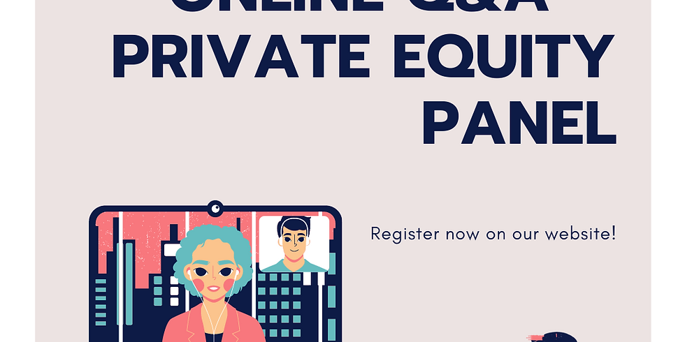 Online Q&A - Private Equity Panel