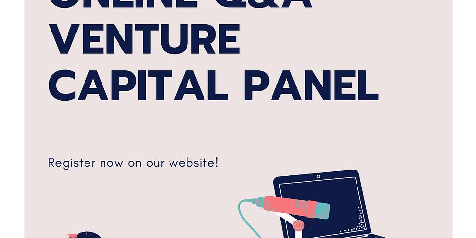 Online Q&A - Venture Capital Panel