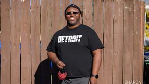 Intimate Conversations: Marlon Brown