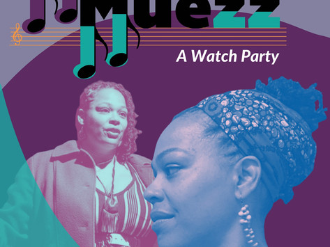 Mama'z Muezz Watch Party & Artist Q&A with Monique Franklin