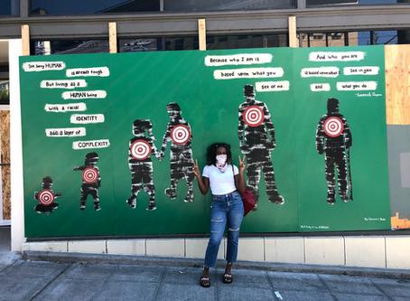 Savannah's Mural at SAAS