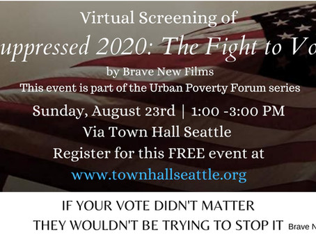 14th Annual Urban Poverty Forum