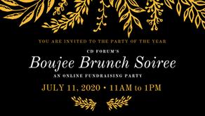 Boujee Brunch Soiree Fundraiser