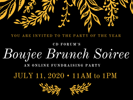 Boujee Brunch Soiree Fundraiser