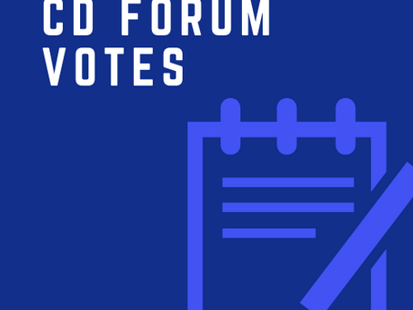 The CD Forum Team Votes