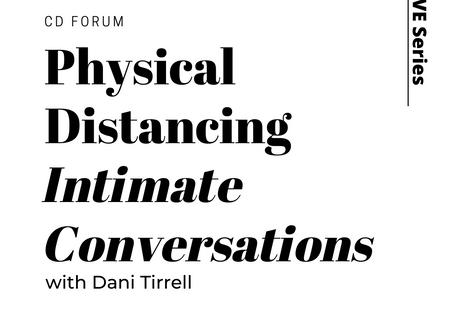 September 2020 | Intimate Conversations