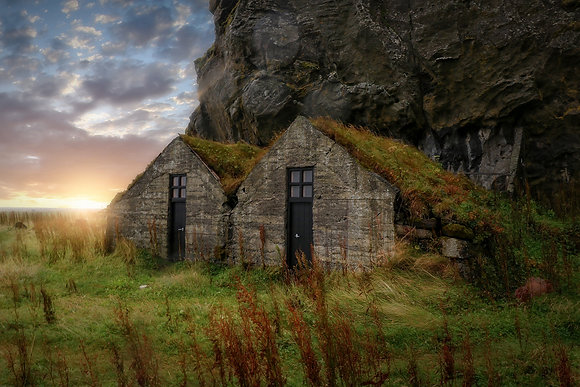 The sheds of Iceland