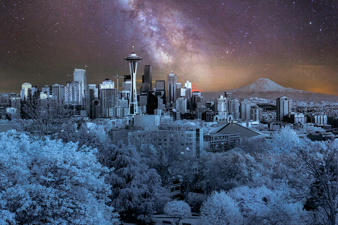 The Infrared City, Seattle