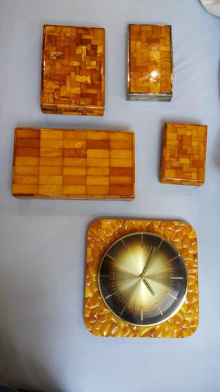 Amber {SBM königsberg Manufacture}